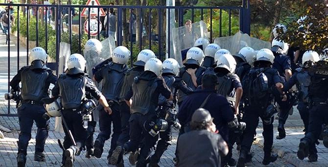 Başkent'te öğrenci operasyonu: 15 gözaltı