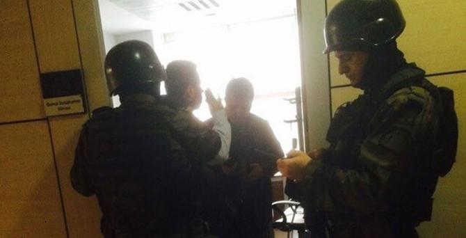 Berkin Elvan Savcısı rehin alındı