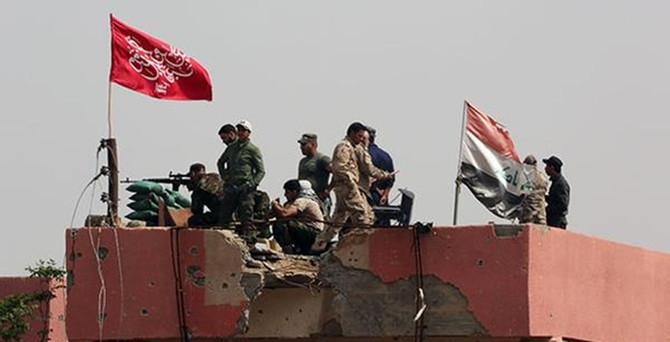 O şehir IŞİD'den kurtarıldı