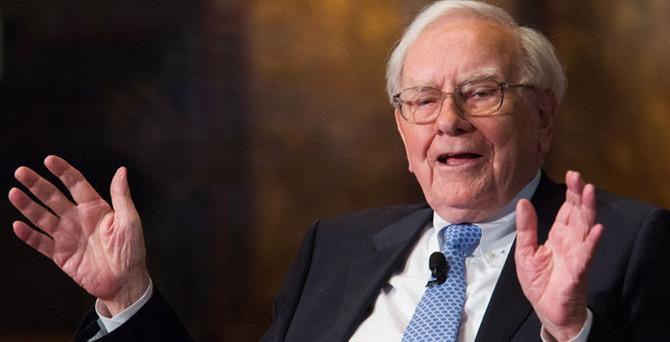 Buffet: Faizleri çok artırmazdım