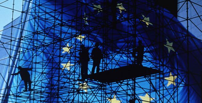 Avrupa'da imalat PMI'ı yükseldi