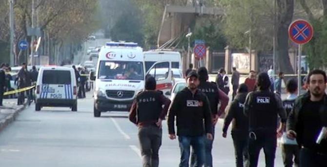 İstanbul Emniyeti'ne silahlı saldırı