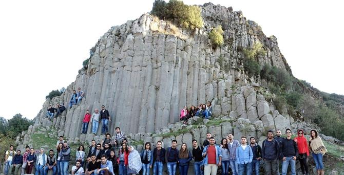 Volkanlar diyarı Kula jeopark turizmine açılıyor