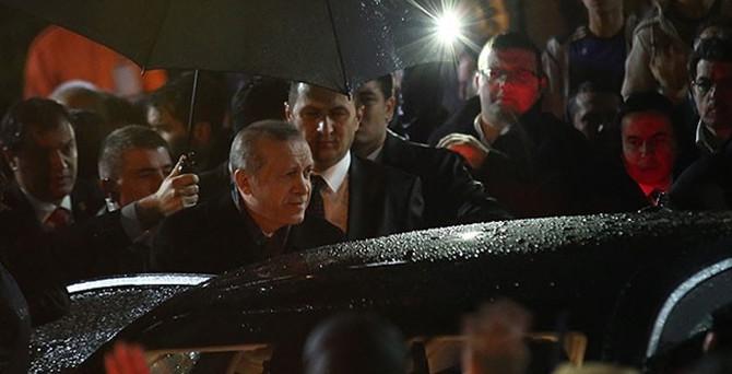 Erdoğan: Demek ki daha farklı tedbirler almalıyız