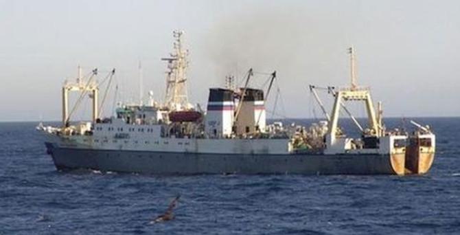Rusya'da gemi battı: Çok sayıda ölü var!