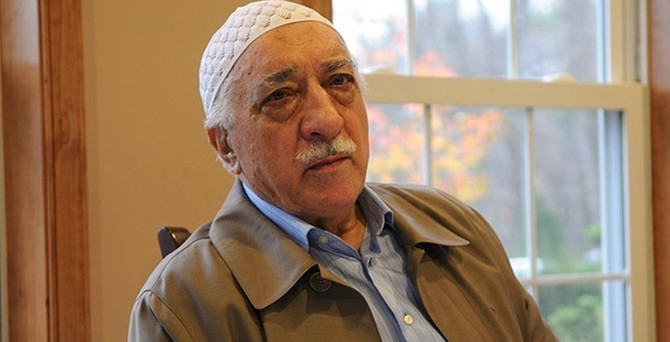 Fetullah Gülen'in dosyası ayrıldı