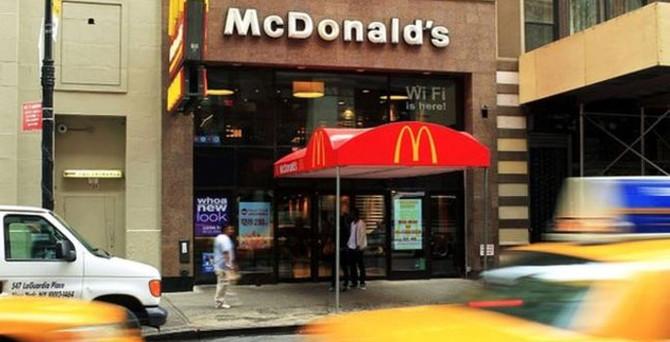 McDonald's maaşlara zam yaptı