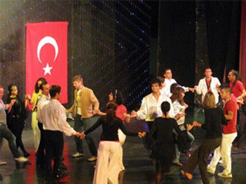 Ruslar, kış tatilinde de Türkiye'yi sevdi