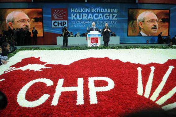 CHP'de A Takımı belirleniyor