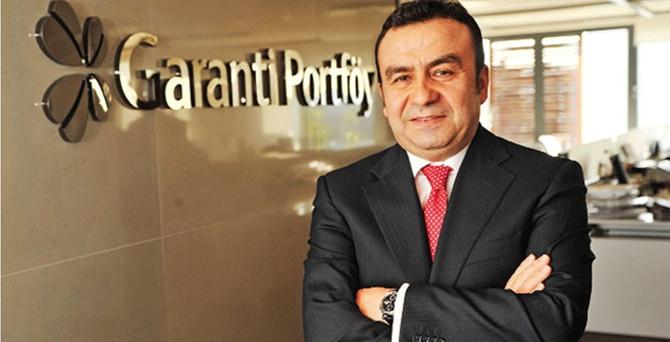 Garanti Yatırım'ın yeni Genel Müdürü Zeki Şen