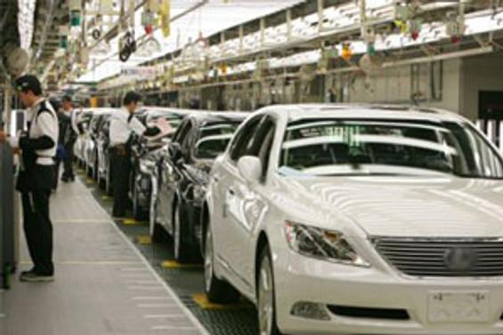 Japonya'da ihracat yüzde 9.1 arttı