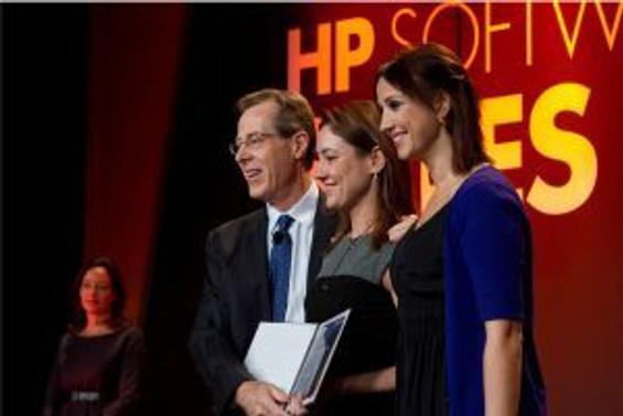 HP Türkiye ödülleri topladı