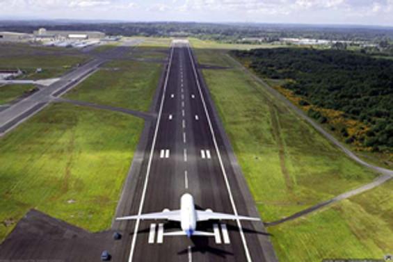 Zafer Havaalanı sözleşmesi imzalandı