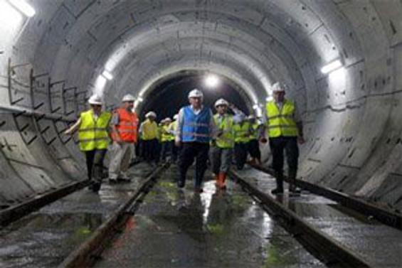 Üsküdar-Ihlamurkuyu metro ihalesi için teklifler alındı