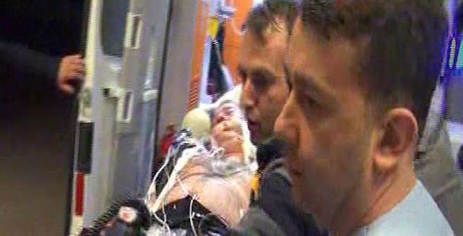 Fenerbahçe otobüsünün yaralı sürücüsüyle ilgili açıklama