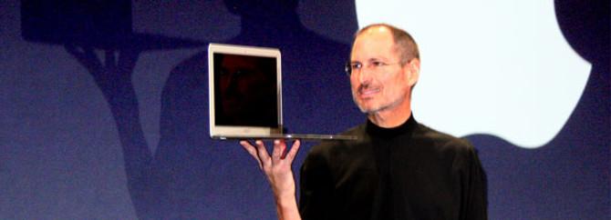 Yılın adamı Steve Jobs