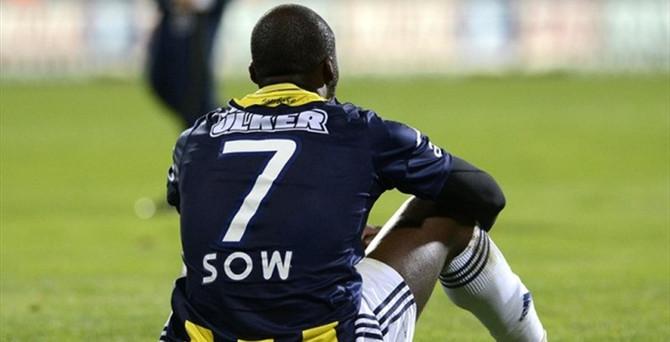 Moussa Sow Fransa'ya döndü