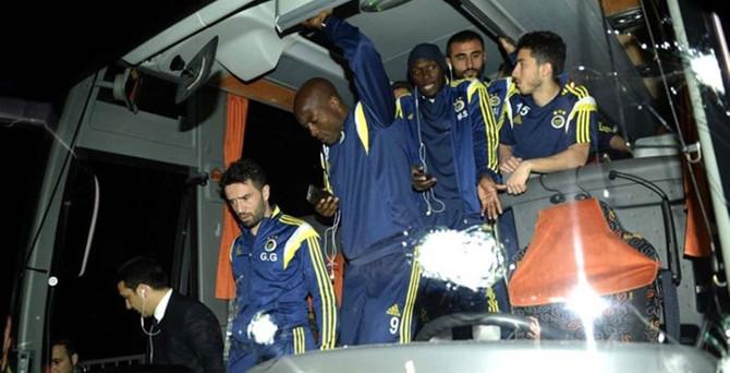 Fenerbahçe saldırısıyla ilgili soruşturma başlatıldı