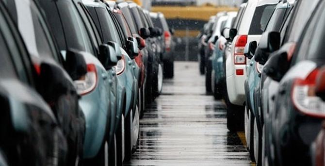 Otomotiv ihracatı arttı