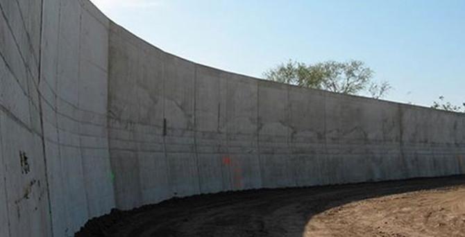 Komşu'dan sınıra duvar