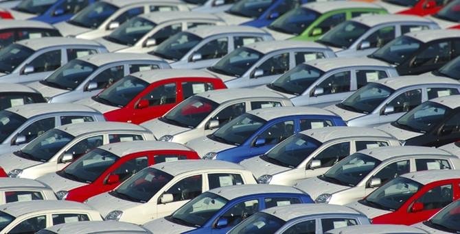 Avrupa otomobil pazarı yüzde 9'a yakın büyüdü