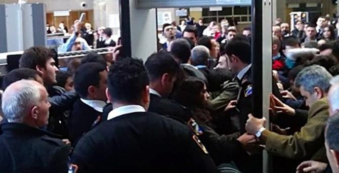 Baro'dan 'adliyeye giriş' açıklaması