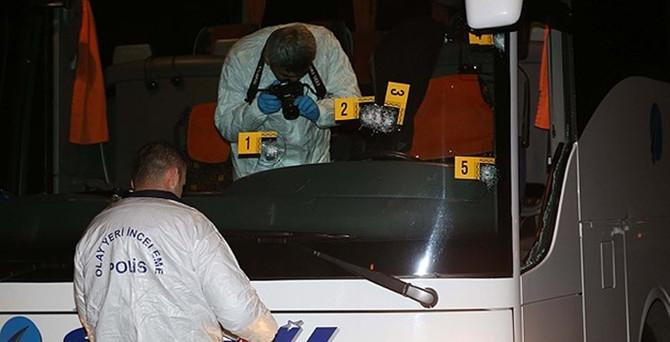 Fenerbahçe kafilesine saldırıda 2 gözaltı
