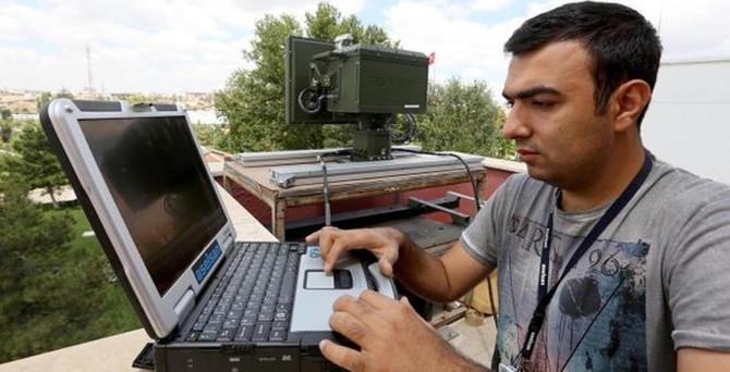 Bakan Işık, Milli Gözetleme Radarı'nı  inceledi