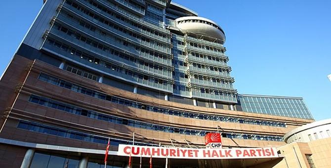 CHP'nin aday listesi