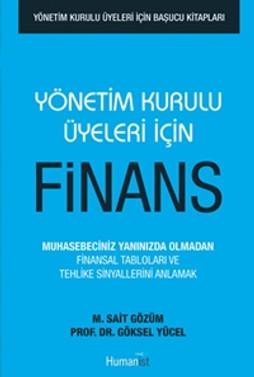 """Üst düzey yöneticilere kaynak: """"Yönetim Kurulu Üyeleri İçin Finans"""""""
