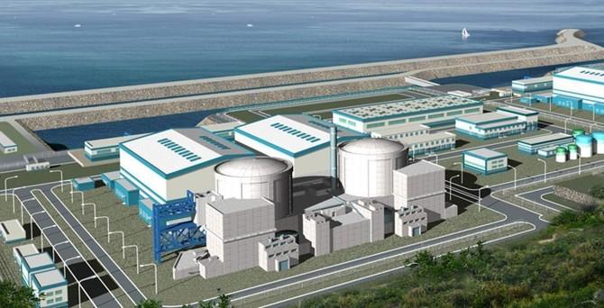 Akkuyu Nükleer Deniz Yapıları'nın temeli bugün atılacak