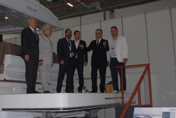 İzmir Boat Show açıldı