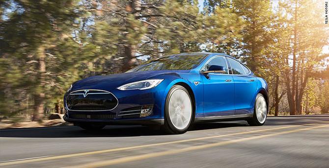 İşte Tesla'nın yeni modeli