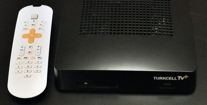 Turkcell TV Plus kutusu 6 ayda 100 bin eve girdi