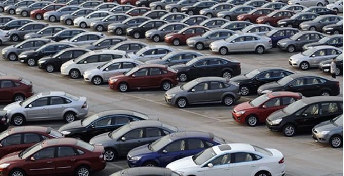 Trafiğe kayıtlı araç sayısı 19 milyonu aştı
