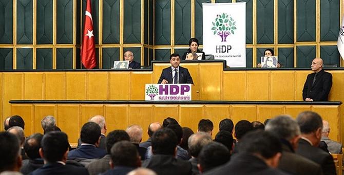 HDP milletvekili adaylarını tanıtacak