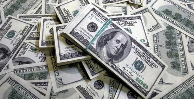 Dolarda düşüş sınırlı oldu