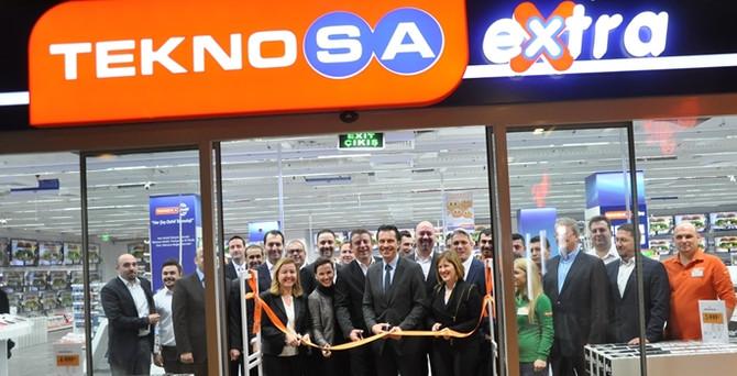 TeknoSA'dan Çanakkale'ye yeni mağaza