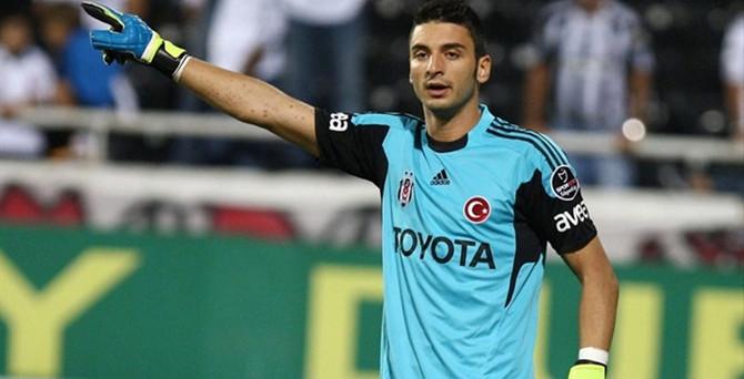 Beşiktaş'ta kaleci krizi