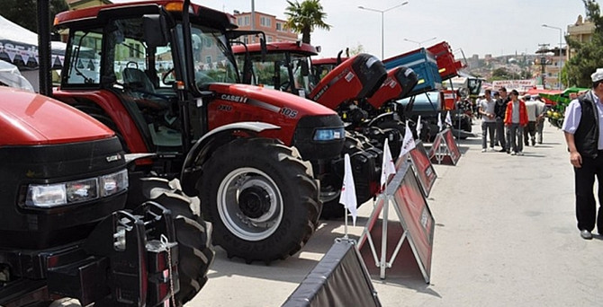 'Gönen Tarım ve Hayvancılık Fuarı' açıldı