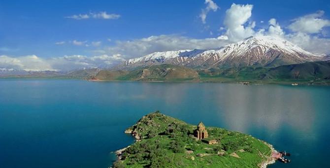 Van Gölü 600 bin yıl yaşında