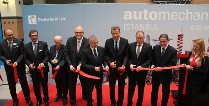 Automechanika İstanbul açıldı
