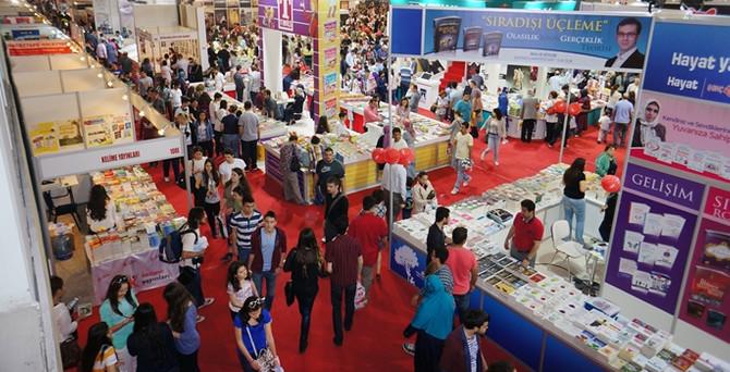 20. İzmir Kitap Fuarı 18 Nisan'da başlıyor