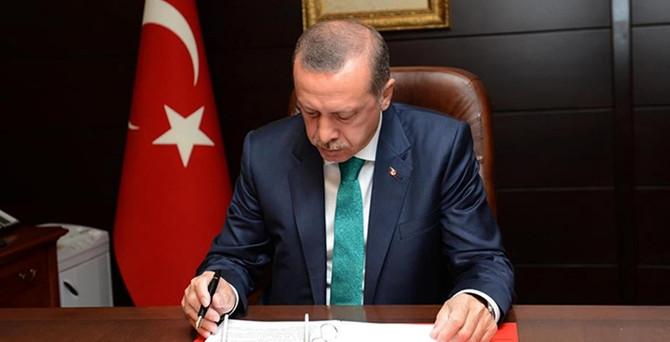 Erdoğan'dan nükleer santrale onay
