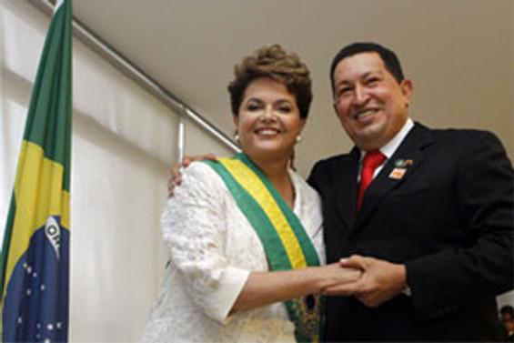 Rousseff yeniden Devlet Başkanı seçildi