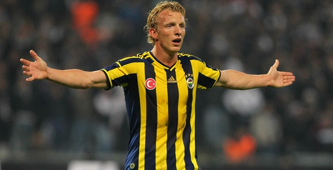 Dirk Kuyt, resmen Feyenoord'da!