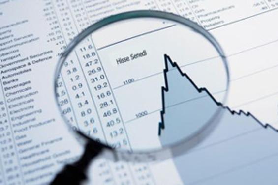 Borsa yüzde 1 değer kaybetti