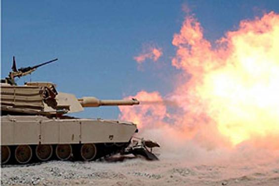 NATO, Kaddafi'nin 17 tankını vurdu