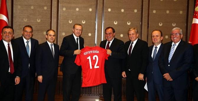 Erdoğan, lig kaptanlarıyla buluşacak