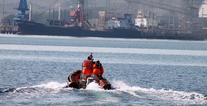 Marmara'da tekne battı, 1 kişi kayıp